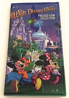 Walt Disney World Mickey Mouse and Friends Pressed Coin Album Book NEW Disney http://www.amazon.com/dp/B00NRE5G5K/ref=cm_sw_r_pi_dp_QSQmvb04FF99B