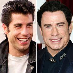 See John Travolta, Olivia Newton-John and the Rest of the 'Grease' Cast Then and Now! Logan Lerman, John Travolta, Shia Labeouf, Amanda Seyfried, Preston, Dinah Manoff, Barney Miller, Nova Jersey, Actor