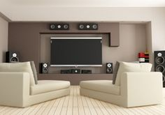 Home Theatre Setup Audio Visual Installation Who Should You Choose To Set It Up For