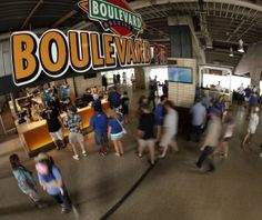 Craft beers are proving a hit in baseball parks