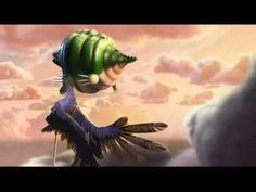 Pixar - Partly Cloudy