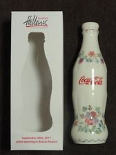 Russian / Russia Coca-Cola very rare Limited Porcelain bottle