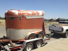 Project Pegasus - Our 7 month horse trailer conversion and restoration