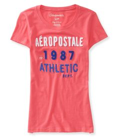 Aero Athletic Graphic T - Aeropostale