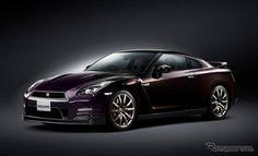 "Nissan GT-R ""Midnight Opal"" Special Edition"