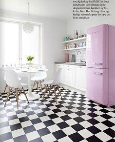 Casa escandinava apta solo para personas felices | Decorar tu casa es facilisimo.com