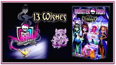 monster high 13 wishes dolls | Twyla Boogieman…. 13 Wishes Collection | Helenitaz... personal blog