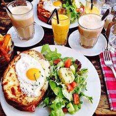 Un buen desayuno!