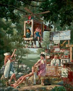 The Healing Arts by Bob Byerley