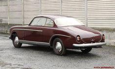1951 Lancia Aurelia B50 - Google Search