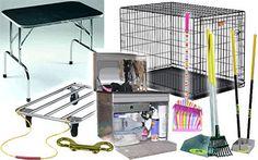 Dog show equipment
