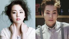 Xiumin's sister, it's all in the genes