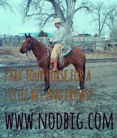 """Represent your western and ranch life !  #westernwednesday #westernstyle #country #ranchlife #nodbig #apparelforhardwork @jennijackson50"""