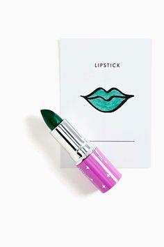 Lime Crime Serpentina Lipstick