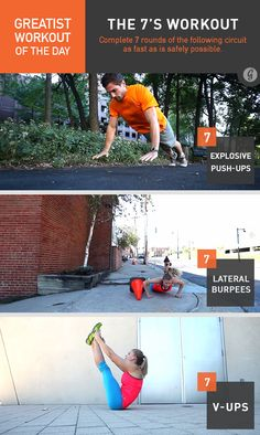 Greatist Workout of the Day: Friday, October 10th