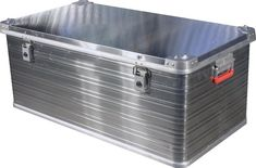bol.com | Aluminium kist Pro 140 liter 905X495X379 mm Outdoor Furniture, Outdoor Decor, Outdoor Storage, Pallet, Camper, Home Decor, Shed Base, Caravan, Decoration Home