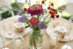 Flores simples