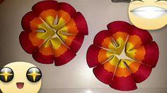 Klorollenblumen
