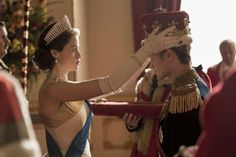 Producers of the Netflix drama The Crown apologized Tuesday to actors Claire Foy and Matt Smith over the revelation that Foy was paid less than her male co-star.A producer disclosed last week that Foy — who starred in the first two seasons as Queen. The Tudors, Nucky Thompson, Anne Neville, Matthew Crawley, Elizabeth Woodville, Vanessa Kirby, Steve Buscemi, Rebecca Ferguson, Dan Stevens
