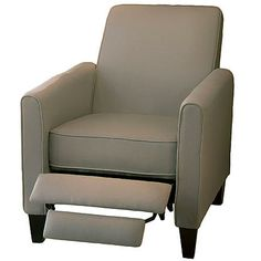 Eric needs a comfy chair... & I need it to be pretty* & it has to recline~