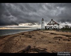 Southern Maryland Photography  Another amazing lighthouse in Calvert County is the Cove Point Lighthouse.