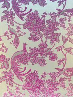 Birds of Paradise - print - florence broadhurst textiles.jpg