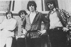 Pink Floyd (Roger, Nick, Syd & Rick)