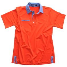 Alial Fital - The Ol' Ball Coach Golf Polo for men