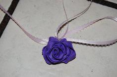 Purple Fairyrose Pendant by jamiebishop3 on Etsy, $15.00