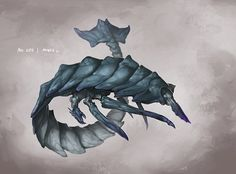 Monster No. 029 by Onehundred-Monsters on DeviantArt