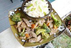 Brokkolis marhahús