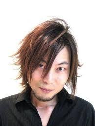 「ホスト 髪型」の画像検索結果