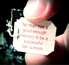 Quotes by Lincoln.