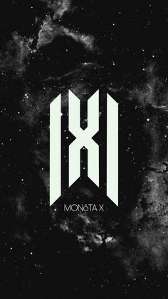 monsta x new logo wallpaper Jooheon, Hyungwon, Kihyun, Monsta X Shownu, K Pop, Kpop Logos, Fandom Kpop, Starship Entertainment, Big Love