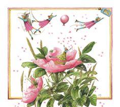 Illustratie van Marjolein Bastin.