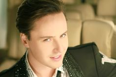 Vitas - Russian singer with a beautiful, surreal voice.