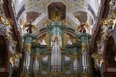 Tschenstochau - Częstochowa, Jasna Góra, Basilika Mariä Himmelfahrt, Orgel - Basilica of our Lady Assumed into Heaven, organ   da HEN-Magonza