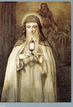 Seraphic Saint Clare