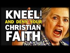 HILLARY: CHRISTIANS IN AMERICA MUST DENY THEIR FAITH IN CHRISTIANITY, ADHERE TO NEW LIBERAL LAWS - YouTube