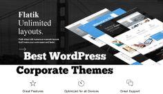 1658+ Wordpress Corporate Themes