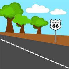 GRAFOS-Route 66 - Minus