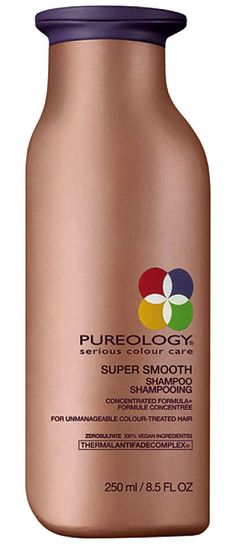 hairbodyproducts.com FREE DELIVERY BEST PRICES ONLINE PUREOLOGY SUPER SMOOTH SHAMPOO 250ML - HAIR BODY PRODUCTS.COM @ LEONARDS HAIRDRESSERS MALTA