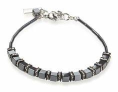 Coeur De Lion Black Bracelet | eternity