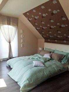 shabby.romantic / Ľanové posteľné obliečky We Love Mint