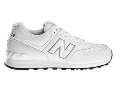 New Balance 574 in White