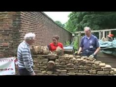 How to Build a Stone Fence