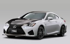 TRD Japan Releases Lexus RC F Circuit Club Sport Parts | Lexus Enthusiast