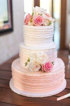 My wedding cake by Jasper Noto in St. Charles, MO! @jnotobakery