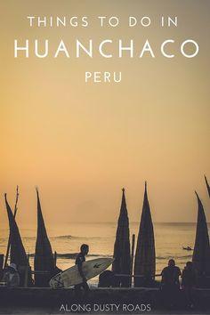 Things to do in Huachaco, Peru