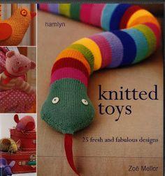 REVISTAS DE MANUALIDADES GRATIS: Knitted Toys
